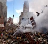 Book claims 9/11 site haunted by female ghost