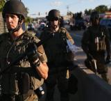 2 cops shot in Ferguson as demonstrations to celebrate police chief's resignatio