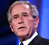 Former US President George W. Bush's wife details his painting hobby