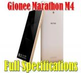 Gionee launches Marathon M4 with a 5000mAh battery for Rs 15,499