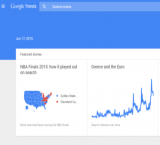 Google unveils redesigned Google Trends that shows data in real-time