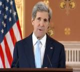 Kerry tells Iran to join efforts for peace in Yemen, Syria