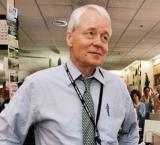 Ex-LA Times editor John Carroll passes away