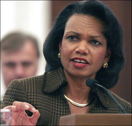 Condoleezza Rice slams Dick Cheney's attack on her 'integrity'