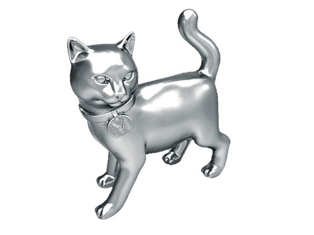 Monopoly fans replace iron token with cat