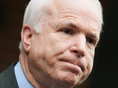 US must rebuke Egypt's Morsi for decree granting him 'pharaohic-powers': McCain