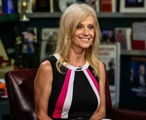 Trump names Kellyanne Conway as his Counsellor