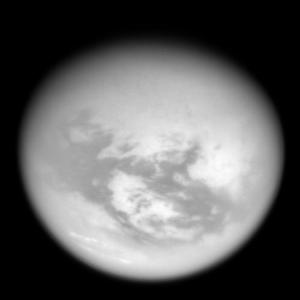 Giant cold, toxic cloud hangs over Saturn's largest moon 'Titan'