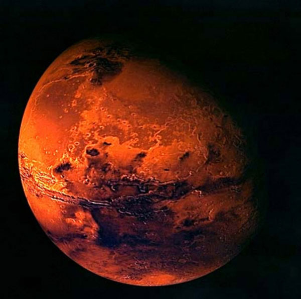 pictures of mars the planet. Witness Mars500 crew landing on Red planet on Feb 14