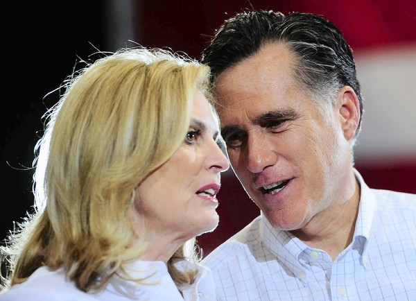 Mitt, Ann Romney suffered loss of stillborn son