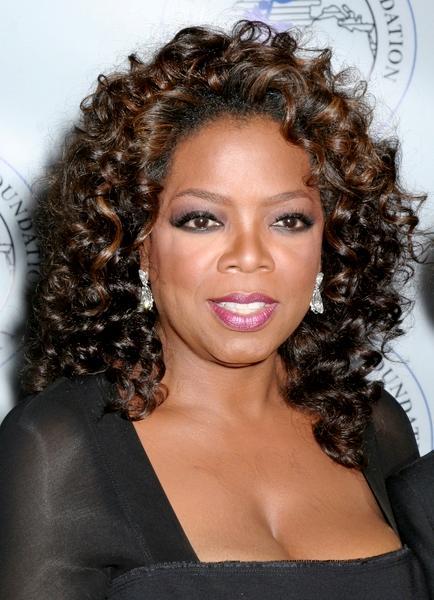 Oprah Winfrey gives Apple
