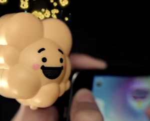 Now, play popcorn game and enjoy its scent on iPhone