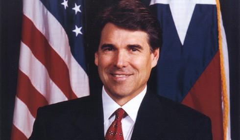 Texas Governor Rick Perry announces 2012 White House bid