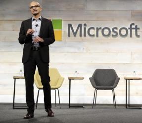 Nadella among top tech executives to meet Trump