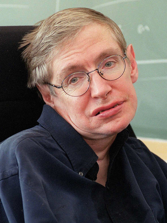 Stephen Hawking frequents California sex club for lap dances
