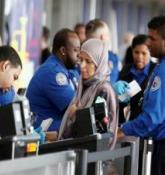 "JFK Airport: Man attacks Muslim woman yelling, ""Trump will get rid of all of you"""