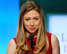 I'm a very, very proud daughter: Chelsea Clinton