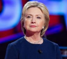 Hillary Clinton campaign 'hacked'