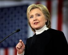 Hillary Clinton says her economic plan would create 10 mn jobs