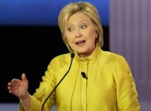 FBI letters were double whammy to Presidential campaign: Hillary Clinton