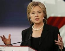 Don't know if America is ready for woman president: Hillary
