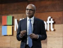 AI-powered bots to change customers' experience: Satya Nadella