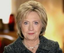 Hillary dubs Trump's budget as 'grave mistake'
