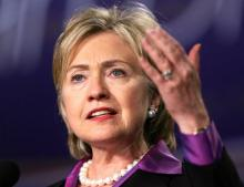 Seven email chains sent from Clinton's private server withheld