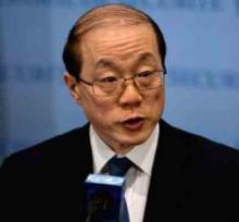 Political solution only way to solve Syrian issue: China