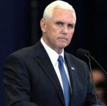 Mike Pence condemns vandalism at Jewish cemetery amid outpouring of support