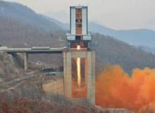 North Korea tests another ballistic missile engine: US officials
