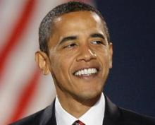 Obama to be honoured with 'Profile in Courage' award