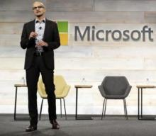Nadella among top tech executives to meet Trump