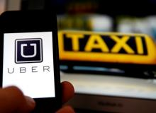 Taxi companies file lawsuit against Uber for 'misleading advertising' in Califor