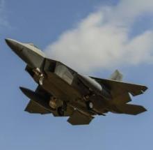 US F-22s intercept Russian bombers off Alaska coast