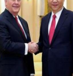 Xi, Tillerson acknowledge differences between U.S., China