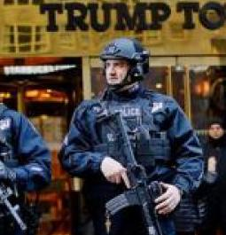 Secret Service laptop with Trump Tower evacuation, floor plans stolen