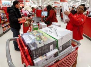 US Black Friday online sales total $3.34 billion