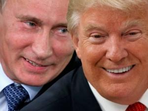 Trump receives Christmas wishes in a letter from Putin