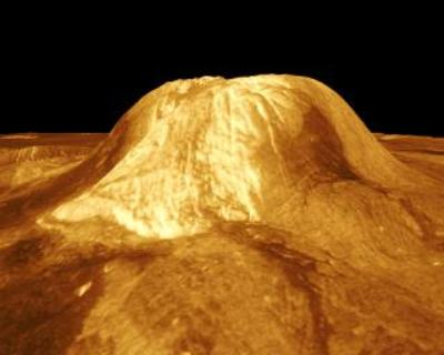 Scientists identify 'active volcanism' on Venus